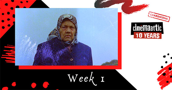 cuarentena week 1