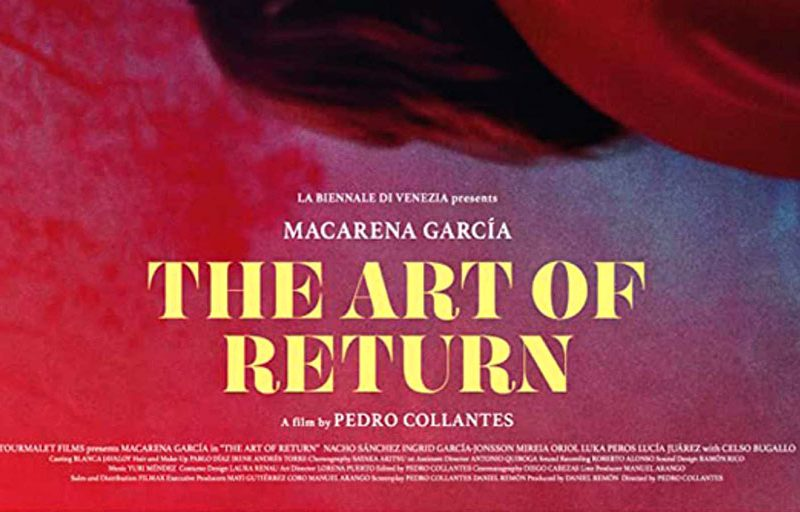 the art of return // Pedro Collantes